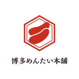 デザイン制作事例:福岡市東区博多めんたい本舗様ロゴマークデザイン